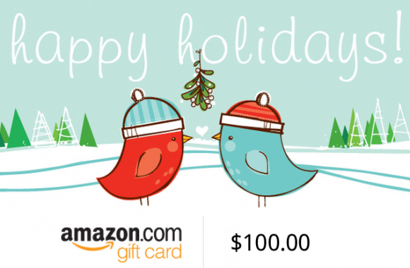 Thought & Sight $100 Amazon Gift Card Giveaway