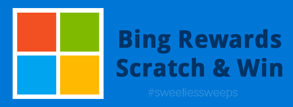 Bing rewards instant win official rules