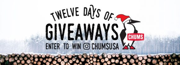 Chums Twelve Days of Giveaways