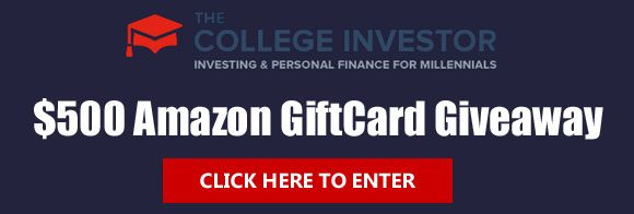 The College Investor $500 Amazon Giftcard Giveaway