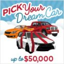 Shop Your Way $50,000 Pick Your Dream Car Sweepstakes 2/28/17 1PP18+