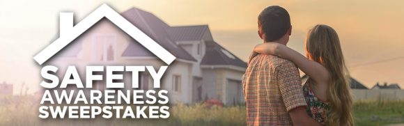 Click here to enter First Alert Store's Home Safety Awareness Sweepstakes for your chance to win First Alert Fire Safety products