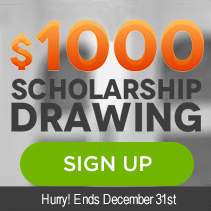 Win $1,000 Scholarship Cash from Harris Poll