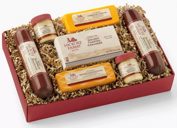 Hickory Farms Beef Hearty Hickory Gift Box Giveaway