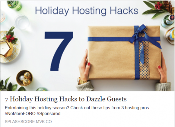 The Holiday Hosting Hack Amazon Gift Card Giveaway