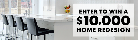 Win the Ultimate Home Redesign from Houzz