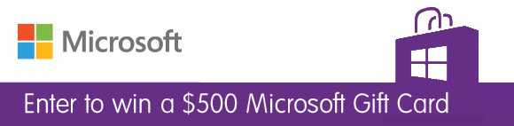 Mommy Snippets $500 Microsoft Gift Card Giveaway