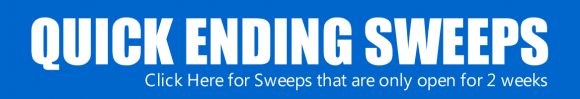 Click for Quick Ending Sweepstakes