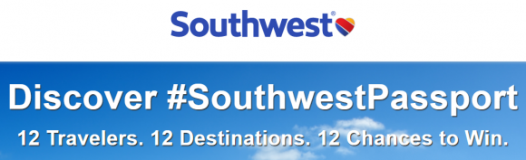 SouthwestPassport.com $500 Gift Card Giveaway