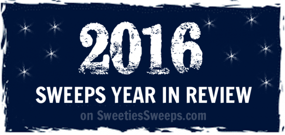 2016 Sweeps Year in Review - Share Your Wins