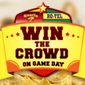 Ro*Tel / Rosarita $590 Game Day Prize Pack Sweepstakes 1/25/17 1PPD18+