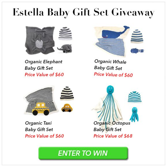 Estella Baby Gift Set Giveaway
