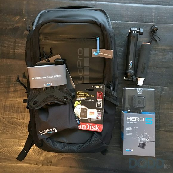 Domestic Dad's GoPro HERO 5 $600 Prize Pack Giveaway