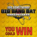 QUICK ENDING! The Big Bang Theory's Big Bang Bat Sweepstakes (Daily Answer) 1/20/17 1PPD21+