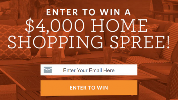 Enter for your chance to win a $4,000 Hay Needle shopping spree