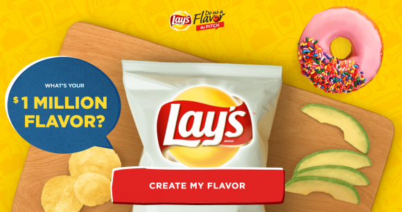 Lay's Do Us A Flavor The Pitch Cash Contest