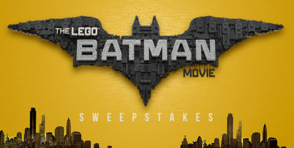 win a movie screening or you and 49 guests of the LEGO Batman Movie