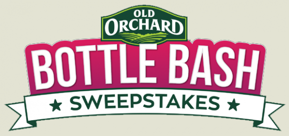 Enter The Old Orchard Bottle Bash Sweepstakes for your chance to win one of 8,100 prizes!