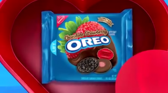 Oreos Strawberry