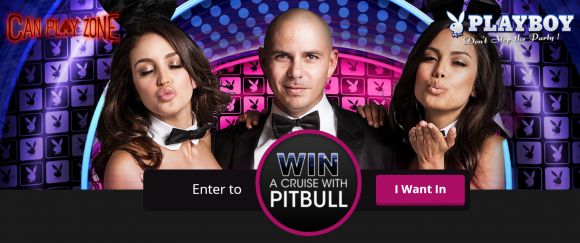 Party with Pitbull Cruise