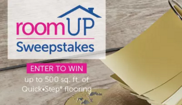 Win Free Flooring up to $2,800 From Quick•Step