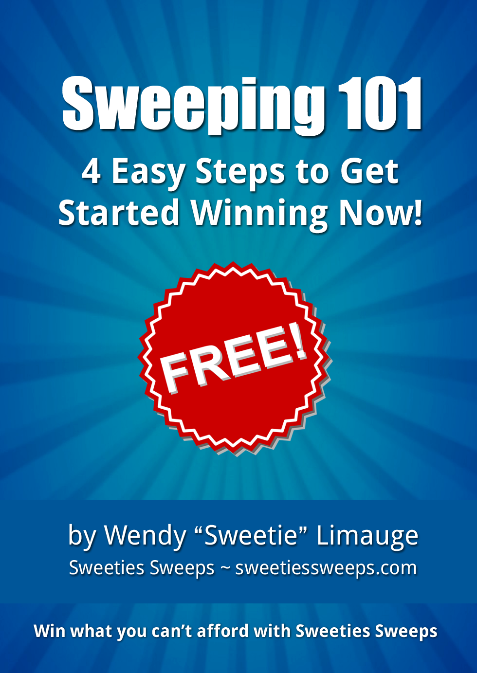 Click Here to download Sweeties Sweeps Sweeping 101 Book for Free