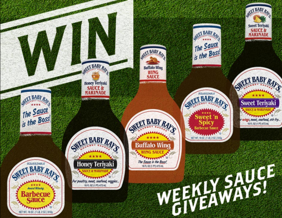 Vote on your favorite #gameday recipes and enter the Sweet Baby Ray's Sweepstakes for a chance to WIN a six-pack of Sweet Baby Ray's sauces! The brackets are set, but you can still submit your best recipe for even more chances to win!