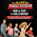 The Middle Family Reunion Sweepstakes (Heck Of The Day) 2/3/17 1PPD21+