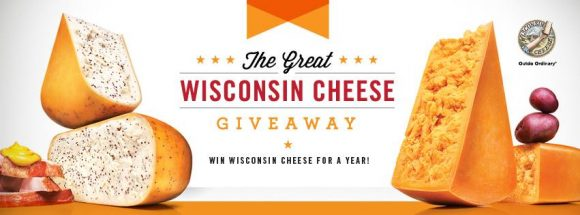 The Great Wisconsin Cheese Giveaway