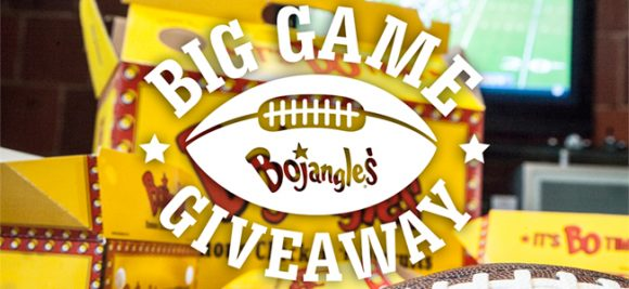 Bojangles Big Game Giveaway (February 5th only)
