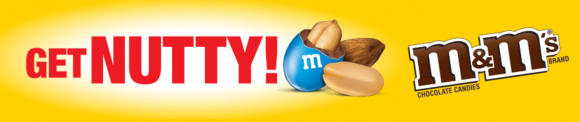 Enter the M&M's Brand Get Nutty Sweepstakes for your chance to win M&M's brand chocolate candies or 1 of 3,000 $10 Movie cash vouchers. Share a Pic of Your M&M's Brand Pack to enter