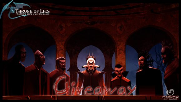 Throne of Lies Game Giveaway