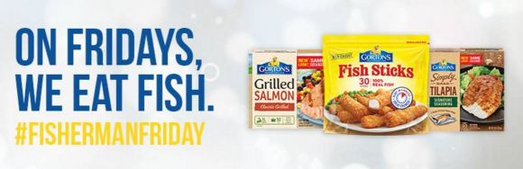 Enter to win a Free Year of Gorton's Seafood product from the #FishermanFriday sweepstakes. Weekly winners will be chosen