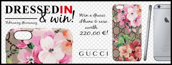 Win a Gucci iPhone 6 Case