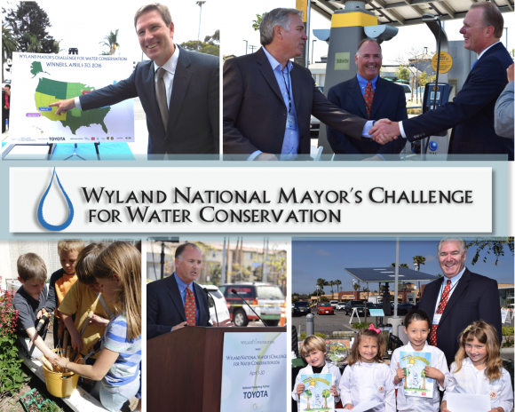 Wyland National Mayor's Challenge for Conservation Sweepstakes