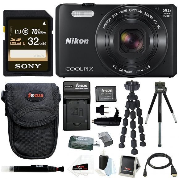 Click Here to win a a Nikon COOLPIX S700 Camera kit that includes an SD card, case, battery charger and more