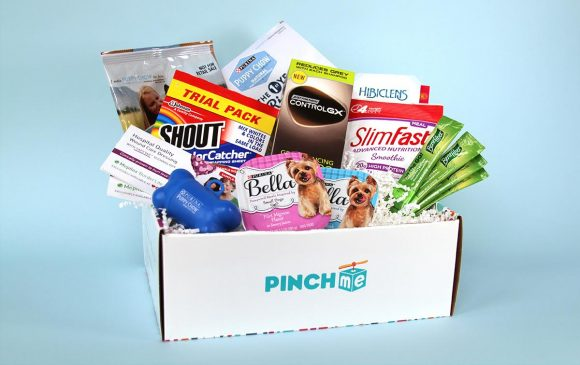 PINCHme Surprise Free Sample Giveaway Event February 28th
