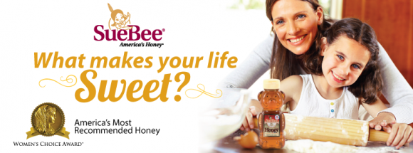 Sue Bee Honey What Makes Your Life Sweet Contest