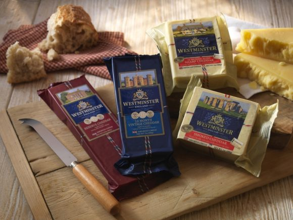 Westminster Cheese Valentine's Day Giveaway