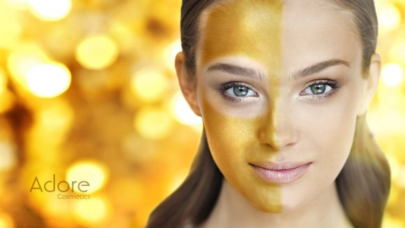 Get the Adore Cosmetics Golden Touch Magnetic Facial Mask for Free