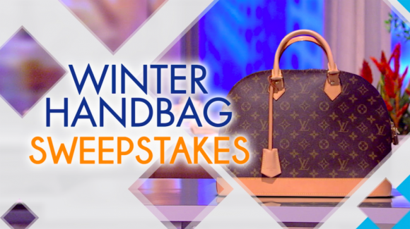 Enter for your chance to win this gorgeous Louis Vuitton Alma MM handbag, valued at nearly $2,000 from ABC's The View