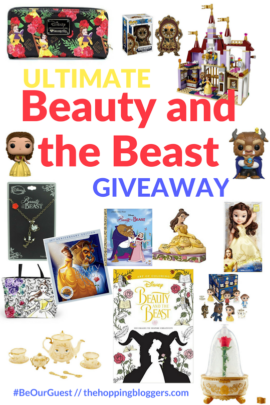 Mama Smith's $300 Beauty and the Beast Giveaway