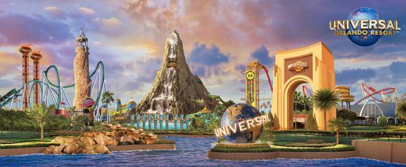 You could win a trip for two to Universal Orlando Resort from EXTRA TV Plus, attend the Grand Opening of Universal's Volcano Bay water theme park. Grab today's word of the day to enter for your chance to win.