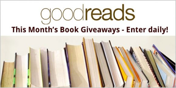 Goodreads Monthly Book Giveaways