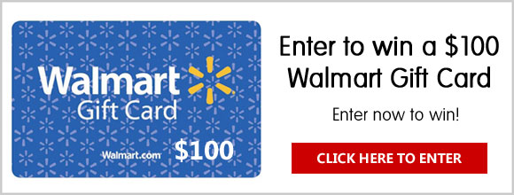 Mom on a Dime $100 Walmart Gift Card Giveaway