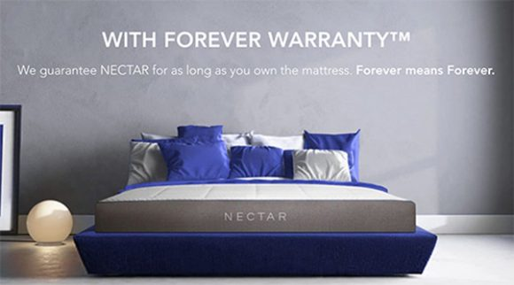 Click Here for your chance to win a Nectar Mattress worth $900 from SlumberSearch.com. Every Nectar Sleep mattress is made with a very special blend of CertiPUR-US certified gel-infused and adaptive memory foams. Each mattress sleeps cool, providing a perfectly medium feel. Your bed will be made by their team and shipped directly to your doorstep anywhere in the USA with free shipping.