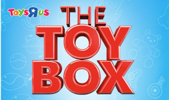 "Enter for a chance to win a trip for 4 to L.A. for a special meet and greet with the winning inventor from ABC's The Toy Box! Toys""R""Us and Mattel are teaming up to give one lucky winner an awesome VIP Toy Experience and trip for 4 to Los Angeles. In LA, the winner will get to meet the winning inventor from ABC's The Toy Box and get a VIP behind-the-scenes tour at Mattel. The winner will also get a $1,000 American Express Gift Card to spend on their L.A. vacation and a $500 Toys""R""Us Gift Card to get lots of awesome toys!"