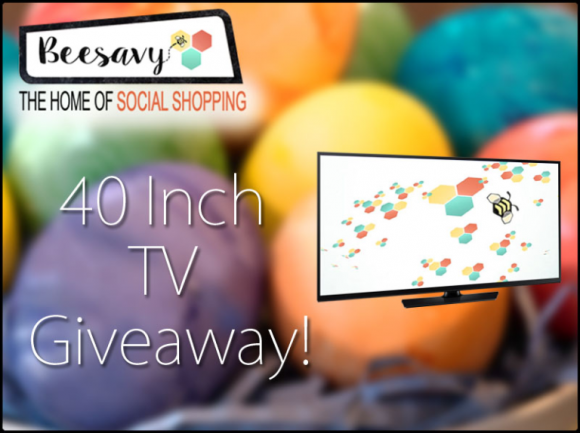 Click Here for your chance to win 40 Inch HDTV from #Beesavy and @Janellcp Save money on millions of products from thousands of top online stores at BeeSavy.com with comparison shopping, cash back, and coupons.