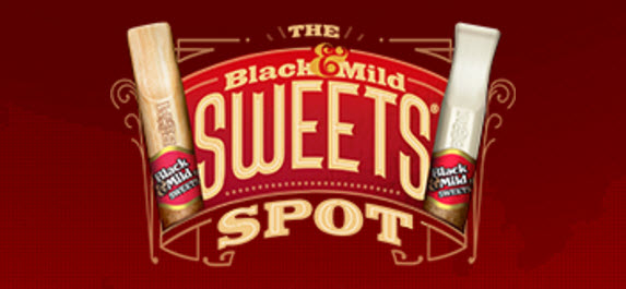 Black & Mild The Sweet's Spot Sweepstakes