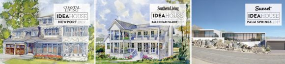 Enter the Southern Living Magazine The Tour of Homes Sweepstakes for your chance to win a trip to your favorite IDEA HOUSE in one of these three remarkable destinations: Newport, RI, Bald Head Island, NC or Palm Springs, CA